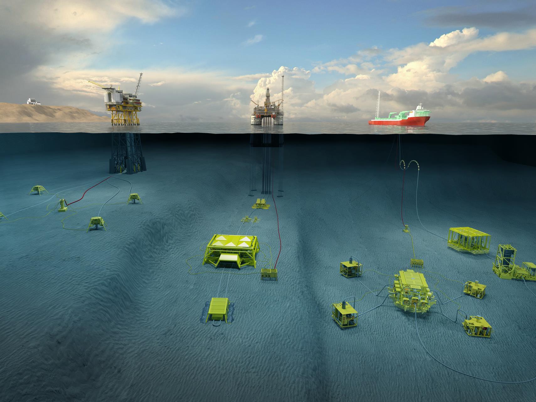 Subsea Field Development